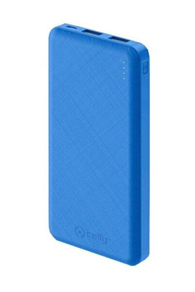 Celly 10000 Mahtaşınabilir Powerbank - Mavi
