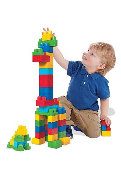 Mega Bloks First Builders 80'li Blok Torbaları 1 -5 yaş