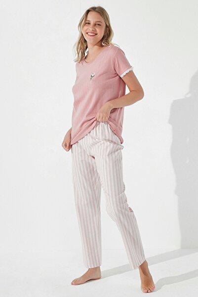Penti Rose Scent Pijama Takımı