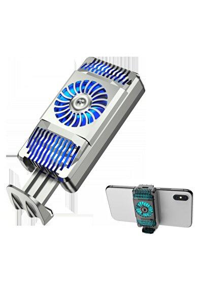 LETANG Telefon Soğutucu Fan ve Aliminyum Destekli Soğutucu Radiator F4