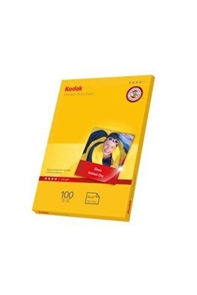 Kodak 230 Gram 10x15 Premium Parlak İnkjet Fotoğraf Kağıdı