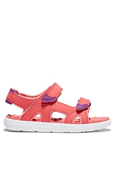 Timberland Kız Çocuk Perkins Row Sandalet 2-strap Tb0a2d1r8011