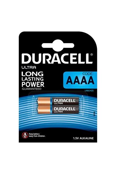 Duracell Alkalin AAAA 2'li Pil