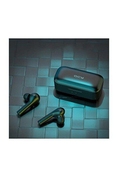 QCY Bluetooth V5.0 Siyah Kulaklık