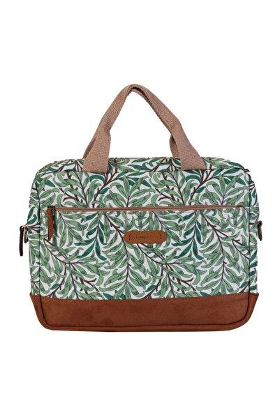 BloominBag Greenish Forest 13 -14 Inch Macbook / Laptop Çantası