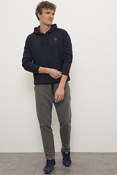 U.S. Polo Assn. Grı Erkek Örme Pantolon
