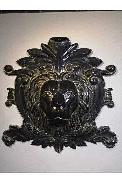 artglass vitray Arslan Kafası