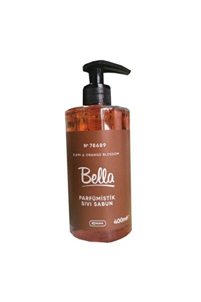 Bella No 78689 Elemi & Orange Blossom Parfümistik Sıvı Sabun 400 Ml