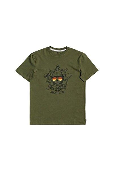 Quiksilver Made Of Bones Ss  T-Shirt