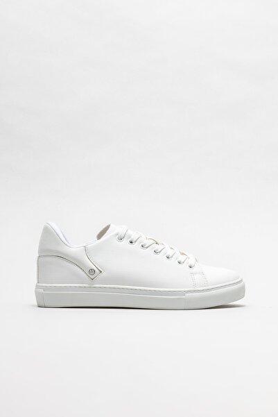 Elle Shoes Kadın  Beyaz Spor Ayakkabı