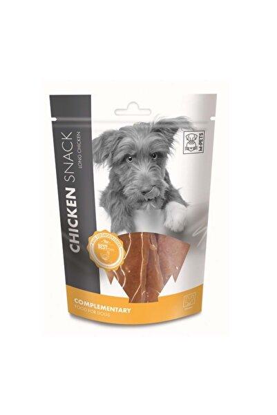 M-PETS Uzun Tavuk Sunumu Köpek Ödülü 80 gr