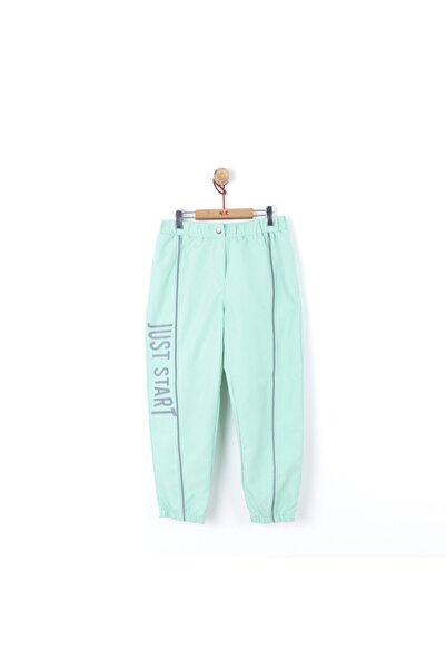 nk kids Nk Kız Just Start Mint Pantolon