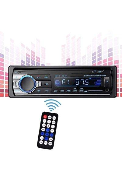 Havana Bluetooth Lcd Ekran Bt Usb Mp3 Sd Kart High Power Oto Teyp Jsd-520bt 60wx4