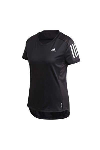 adidas Fs9830-k Own The Run Tee Kadın T-shirt Siyah
