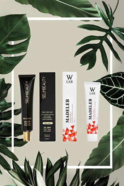 W-Lab Kozmetik Madeleb+bb Extra Lıght Krem