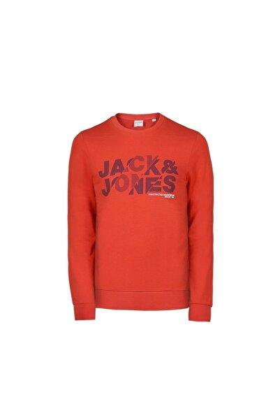 Jack & Jones Jack&jones Jcobla Sweat Crew Neck Erkek Sweatshirt