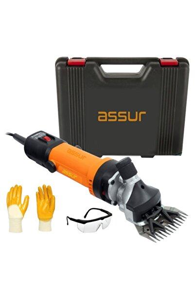 ASSUR Pro 1600w Sjs Metal Şanzuman Koyun Kırkma Makinası Soğutmalı Sistem Profosyonel Kullanım