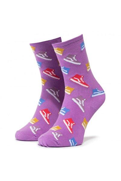 Vans Kadın  Ticker  Çorap Dewberry - Vn0a49zdzua1