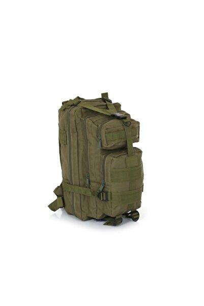SİNGLE SWORD Tactical Outdoor 36 Litre Seyahat-dağcı Çantası Haki Askeri Çanta