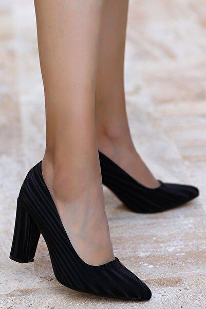 Ayakland 602.1110 Kadın 9 Cm Topuklu Ayakkabı Stiletto