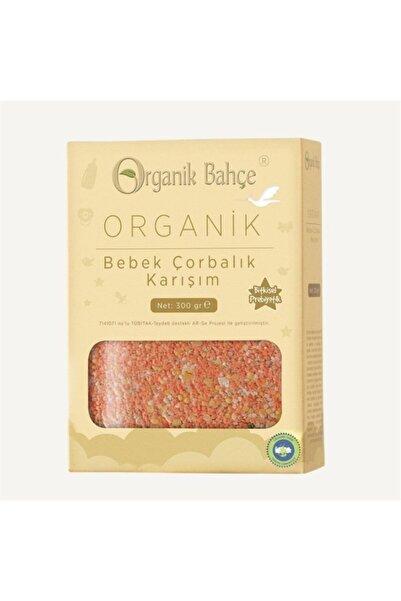 Organik Bahçe Organik Bebek Çorbalık Karışım 300 gr