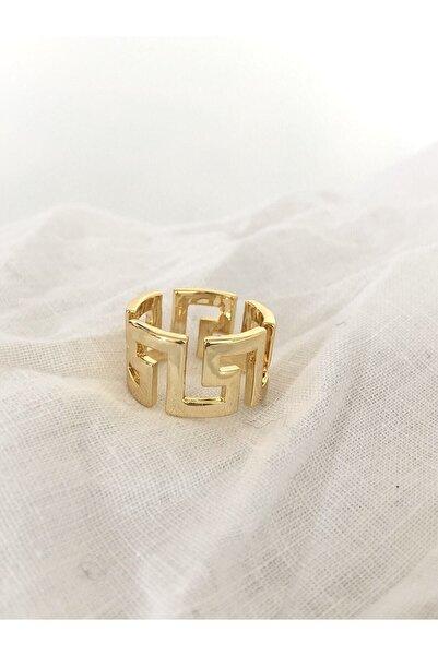 The Y Jewelry Zikzak Yüzük