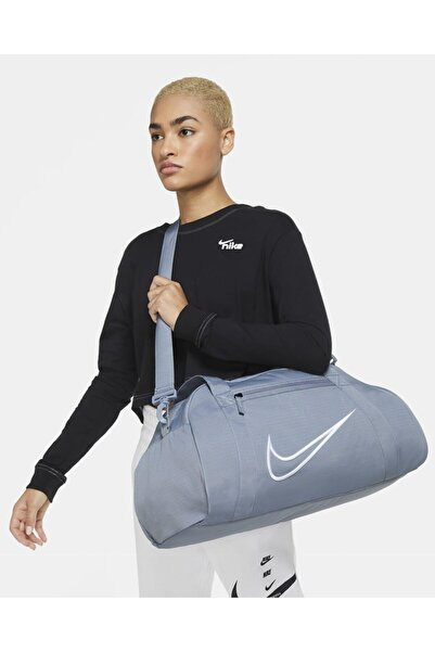 Nike Da1746-493 Gym Club Spor Çantası 56 X 23 X 30,5 Cm