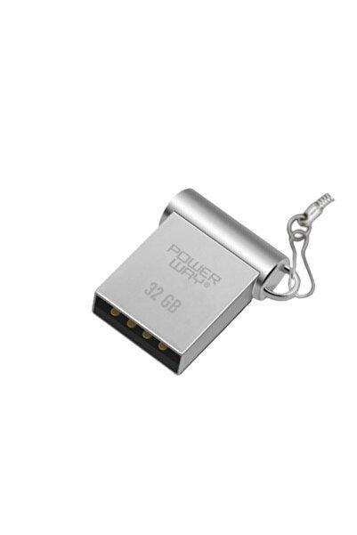 POWERWAY 32gb Metal Mini Usb Flash Bellek Usb 3.0