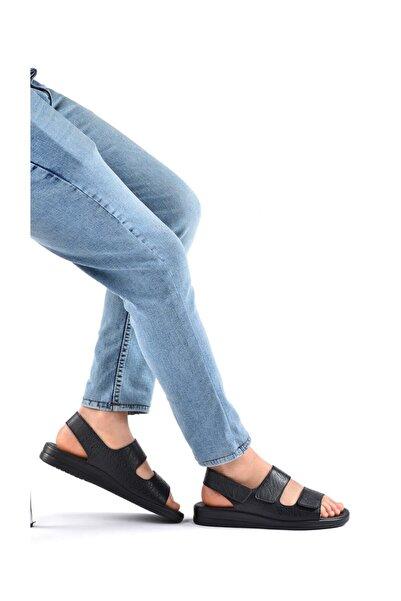 Ceyo Grande-3 Günlük Anatomik Erkek Sandalet Terlik