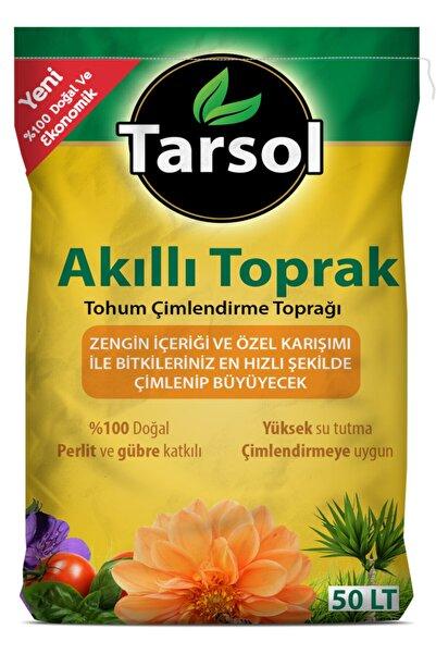 TARSOL TARIM Tarsol Akıllı Toprak Torf 50 lt