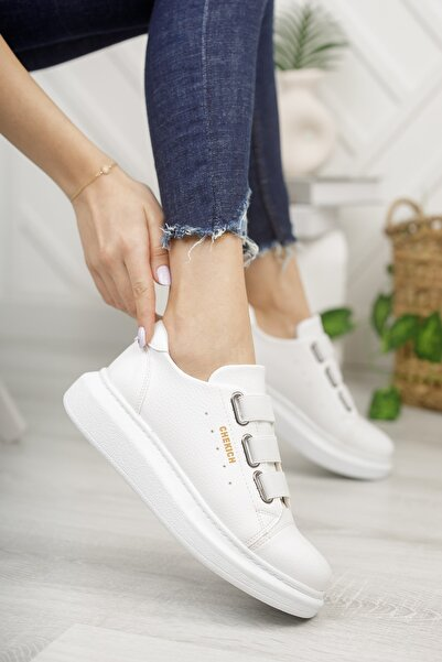 Chekich Ch253 Kadın Ayakkabı Beyaz
