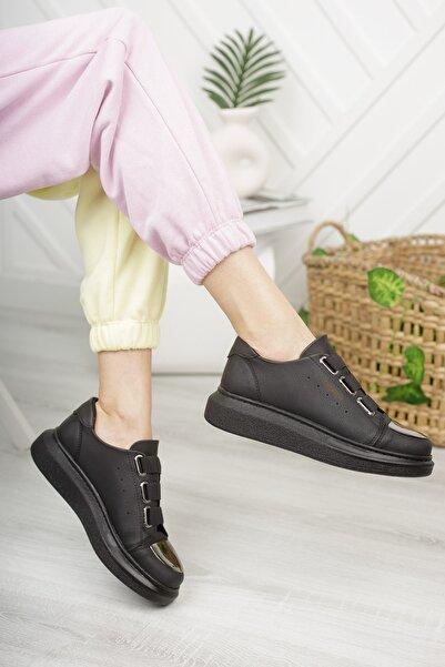 Chekich Ch251 Kadın Ayakkabı Siyah Siyah