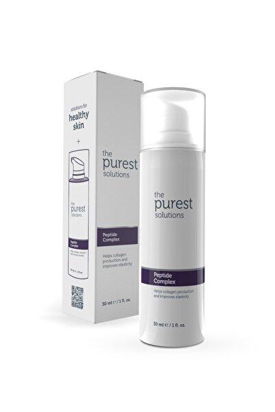 The Purest Solutions Peptit Içerikli Yaşlanma Karşıtı Cilt Bakım Serumu 30 Ml (peptide Complex)