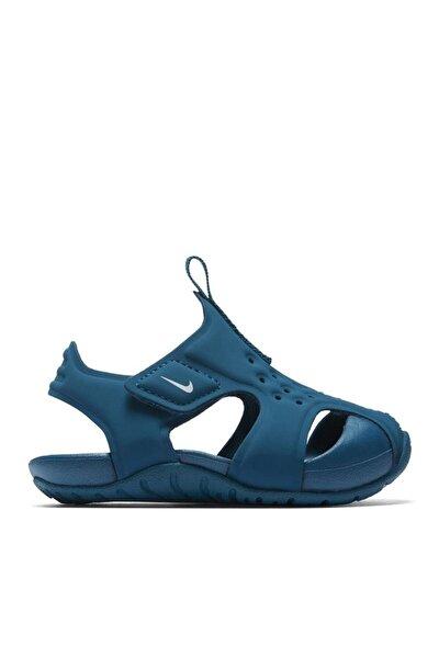 Nike Kids Mavi Bebek Sandalet Sunray Protect 2 (Td)