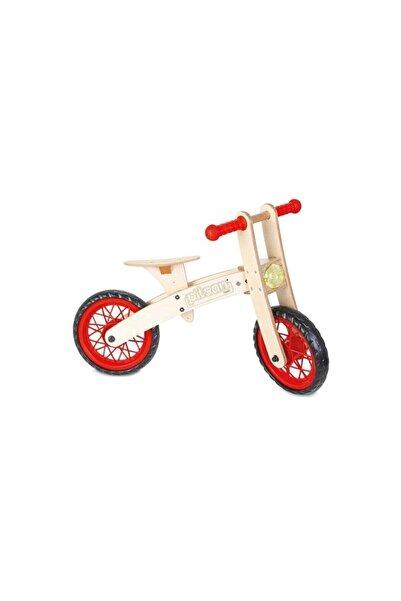 PİLSAN Freestyle Ahşap Denge Bisikleti (Yeni)