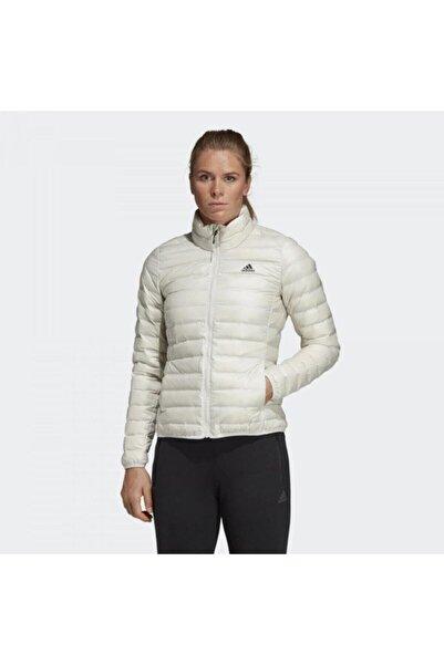 adidas Dx0776 Varilite Kadın Beyaz Şişme Mont
