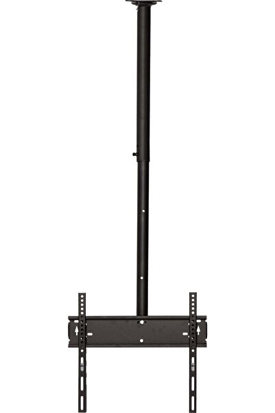 S-Line Vontech Sabit Açılı Tavan Monteli Tv Askı Aparatı 39 Inç Ile 55 Inç Arası Destek