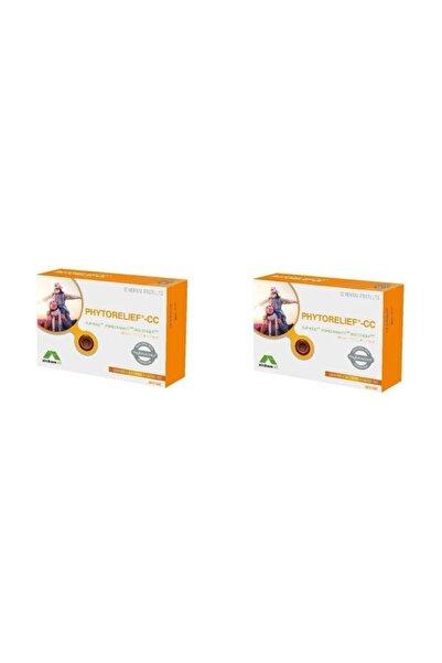 PHYTORELAX Phytorelief Cc 12 Pastil %100 Etkili