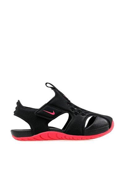 Nike Kids Siyah Sunray Protect Bebek Sandalet