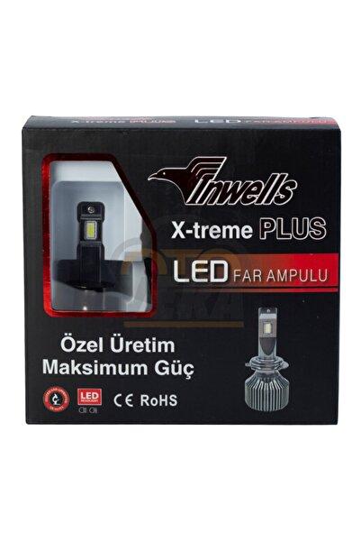 Inwells X-treme Plus Csp Led Xenon (zenon) H1 15000 Lümen