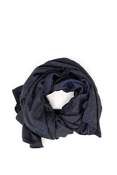 Calvin Klein Black Kadın Burn Out Ck Şal K60k604705