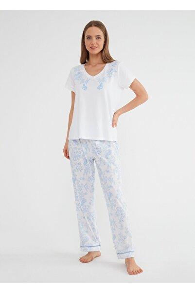 SUWEN Laila Pijama Takımı