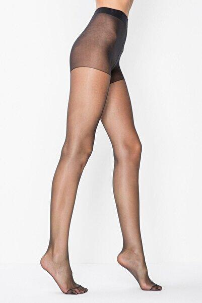 Penti Görkem Kadın Siyah 15 Den Fit Parlak Ince Külotlu Çorap