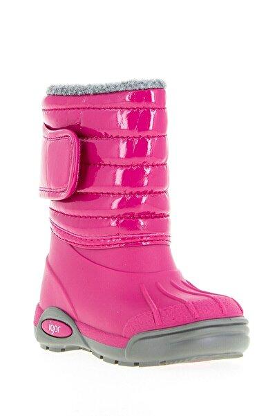 IGOR W10168-007 Fuşya Kız Çocuk Yağmur Çizmesi 100318367