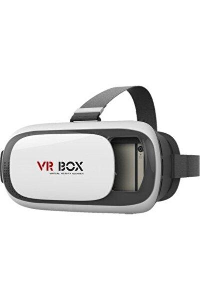 VR BOX Vrbox,3d,360 Derece Sanal Gerçeklik Gözlüğü