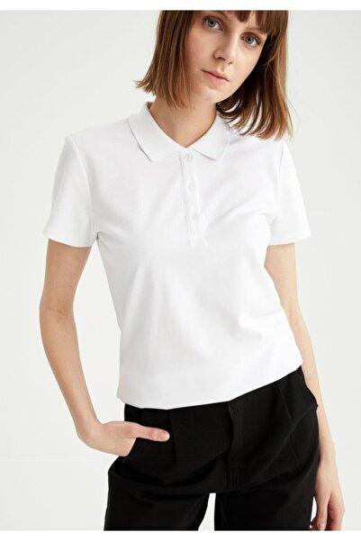 DeFacto Basic Polo Yaka Tişört