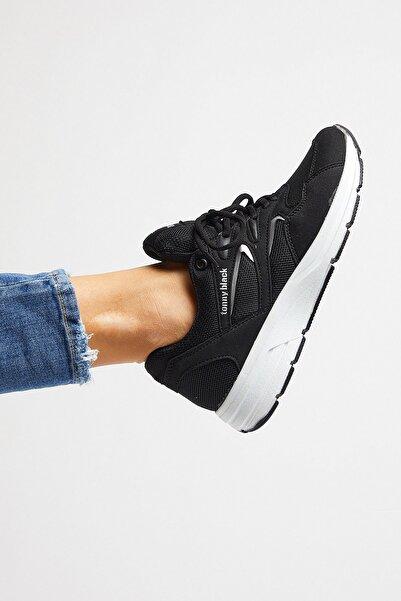 Tonny Black Siyah Beyaz Unisex Sneaker 772.SB0