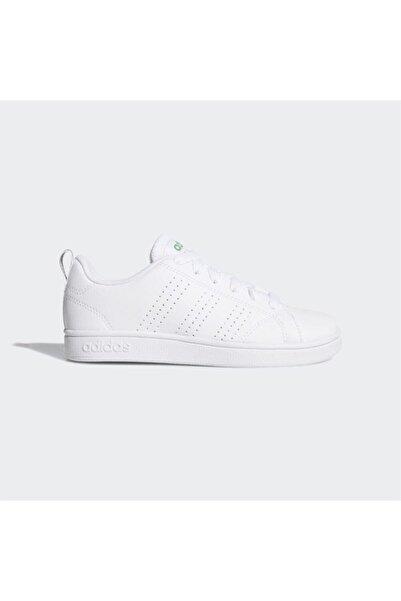 adidas ADVANTAGE CLEAN Beyaz Haki Erkek Çocuk Sneaker 100280003