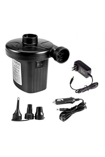 Egonex Elektrikli Hava Pompası Şişme Yatak - Lastik - Vakumlu Poşet Hava Kompresörü