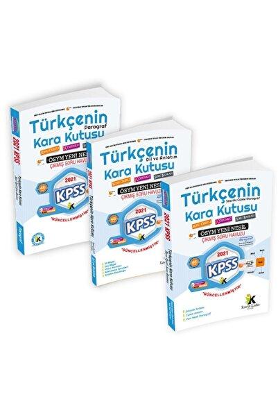 İnformal Yayınları 2021 Kpss Türkçenin Kara Kutusu Konu Özetli Soru Bankası Altın Set Paket